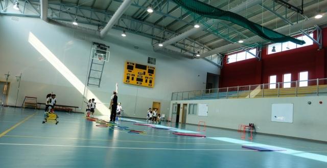 primary gym school ajman