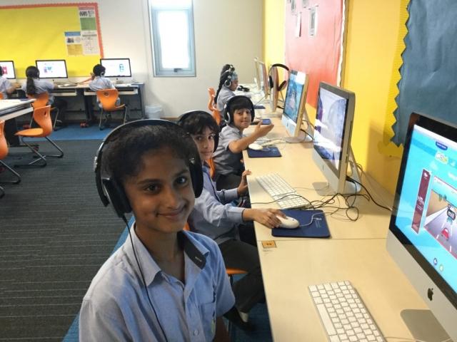 Primary, iMac, technology, apple lab
